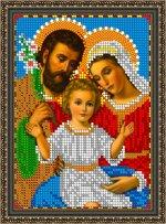 «Диамант» набор со стразами ДМ-352 «Святое Семейство» 14,319,3см (1шт) цвет:ДМ-352