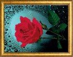 «Диамант» набор со стразами ДД-049 «Роза» 16,422,8см (1шт) цвет:ДД-049