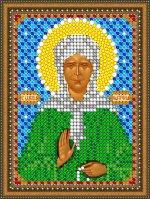 «Диамант» набор со стразами ДЛМ-301 «Св. Матрона Московская» 9,212см (1шт) цвет:ДЛМ-301