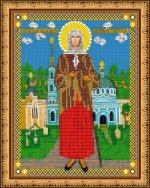 «Диамант» набор со стразами Д-390 «Св. Ксения Петербургская» 2430.5см (1шт) цвет:Д-390